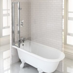 bad op pootjes - vrijstaand bad - retro bad