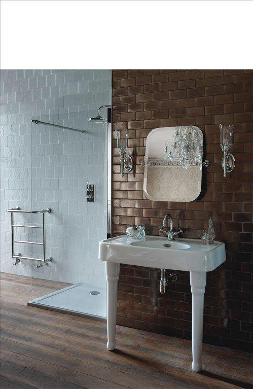 Afgeronde draaibare spiegel klassieke badkamers - Spiegel draaibare badkamer ...